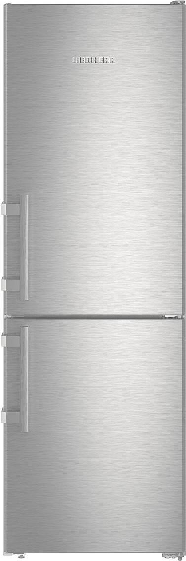 Холодильник Liebherr CNef 3515-20001, серебристый