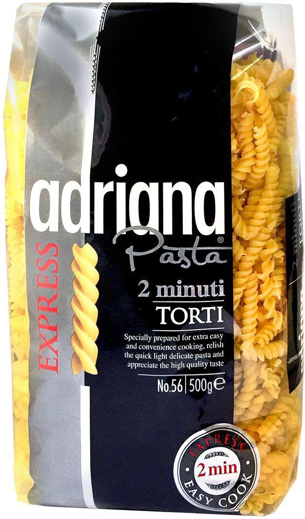 Adriana Pasta torti express 2 minuti паста, 500 г