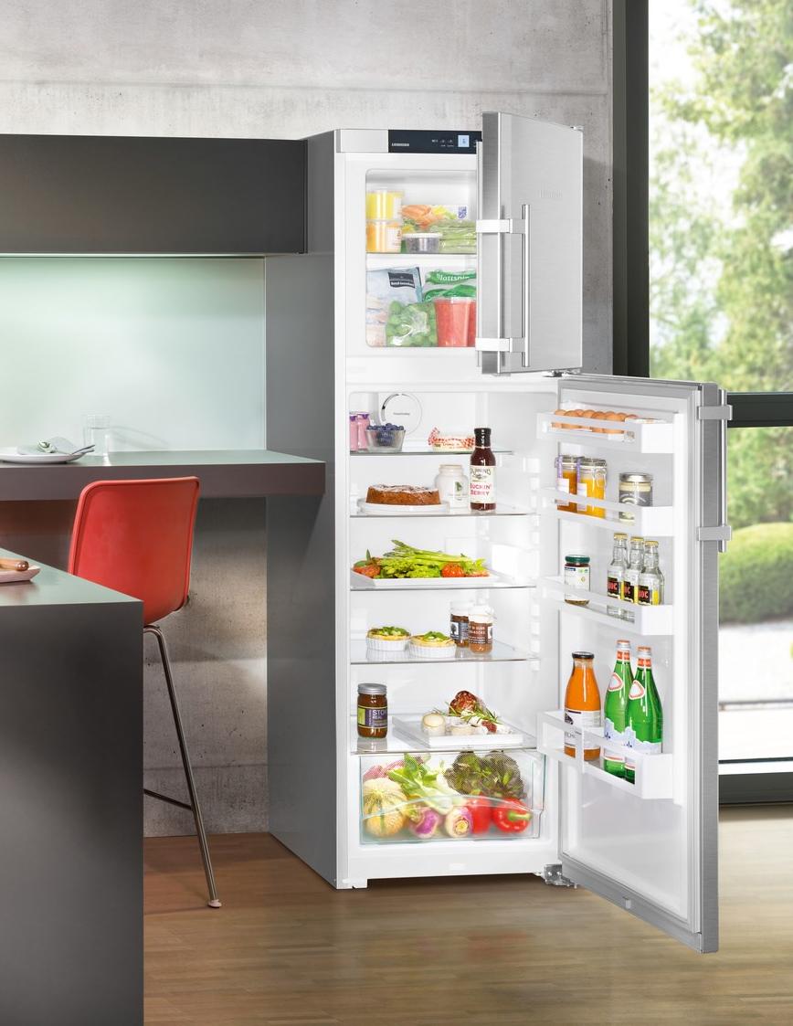 Холодильник Liebherr CTPesf 3316-22001, серый Liebherr