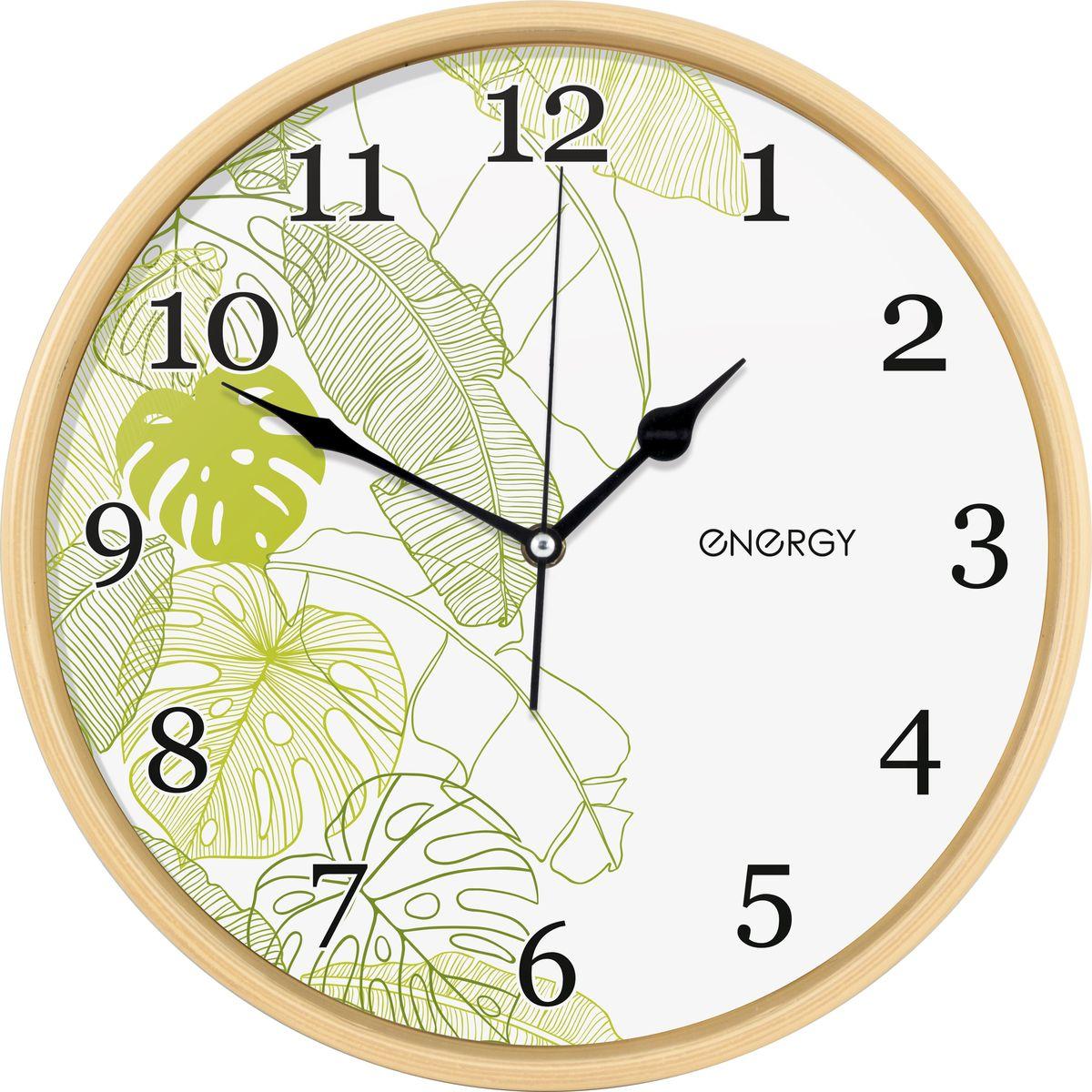 Energy ЕС-108 настенные часы цена