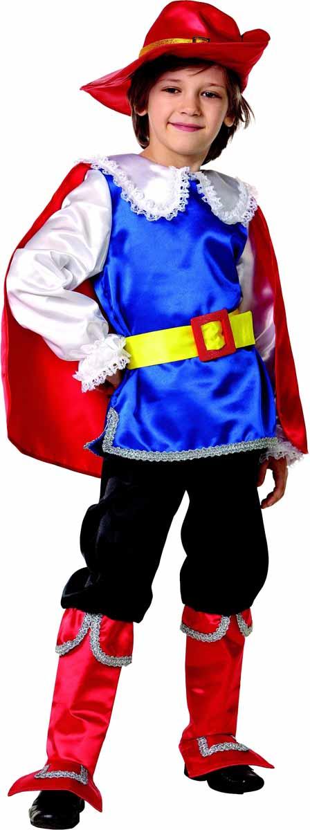 Батик Карнавальный костюм для мальчика Кот в сапогах размер 30