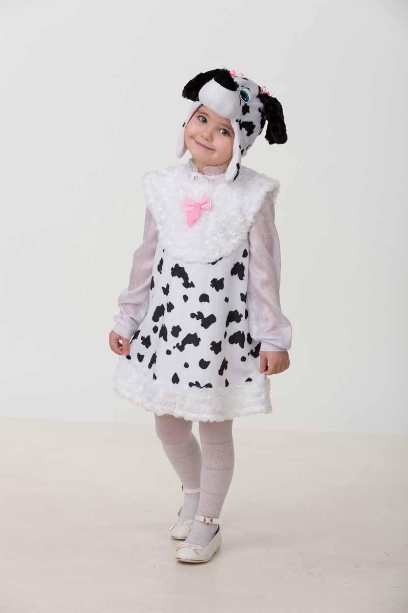 Дженис Карнавальный костюм для девочки Далматиночка Джеси размер 26 карнавальный костюм jeanees зайка капризка цвет голубой размер 24