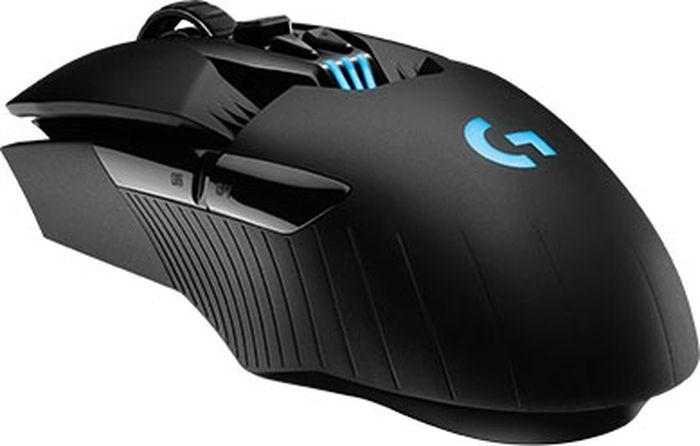 Игровая мышь Logitech G903 Ligthspeed, Black