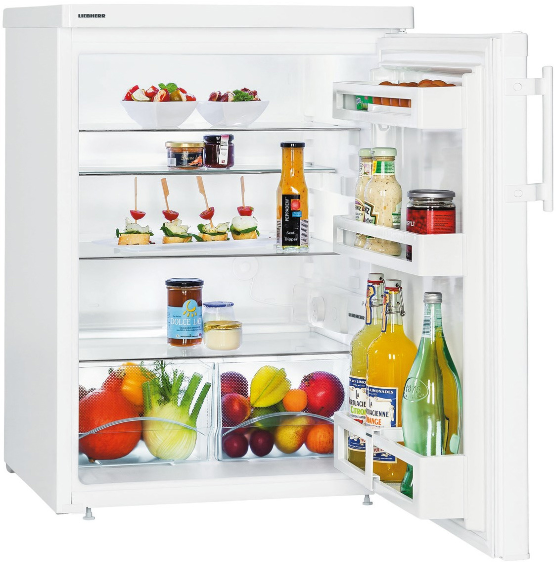 Холодильник Liebherr Comfort, T 1810-21 001, однокамерный, белый Liebherr