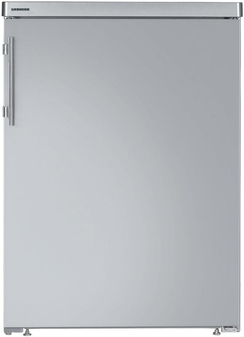 Холодильник Liebherr TPesf 1710-21001, серебристый холодильник liebherr tpesf 1710 серебристый