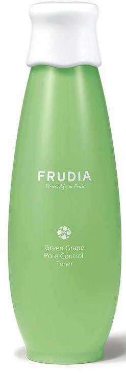 Frudia Green Grape Себорегулирующий тоник с зеленым виноградом, 195 мл сша lijia fen чай запас 30мл контроль жидкого экстракта масла уменьшить поры освежающих баланс воды и пополнение масла