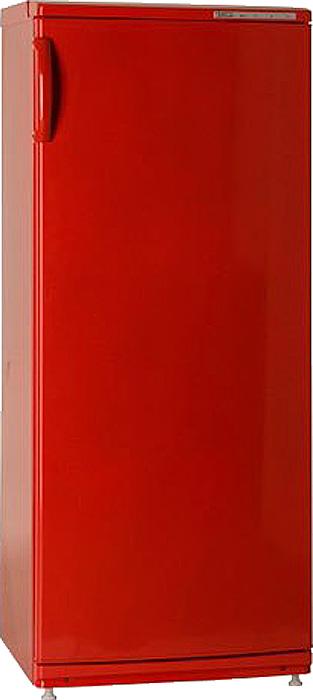 Морозильник Atlant M-7184-030, красный