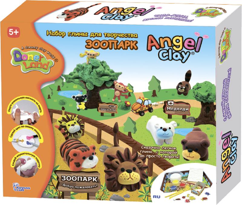 Angel Clay Масса для лепки Animal Park