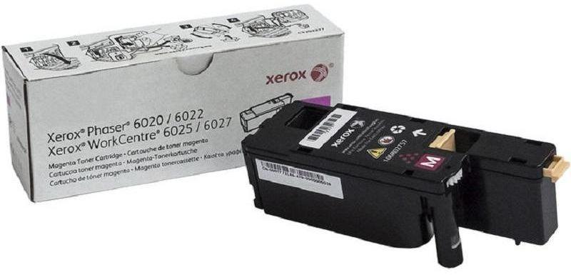 Картридж Xerox 106R02761, пурпурный, для лазерного принтера, оригинал