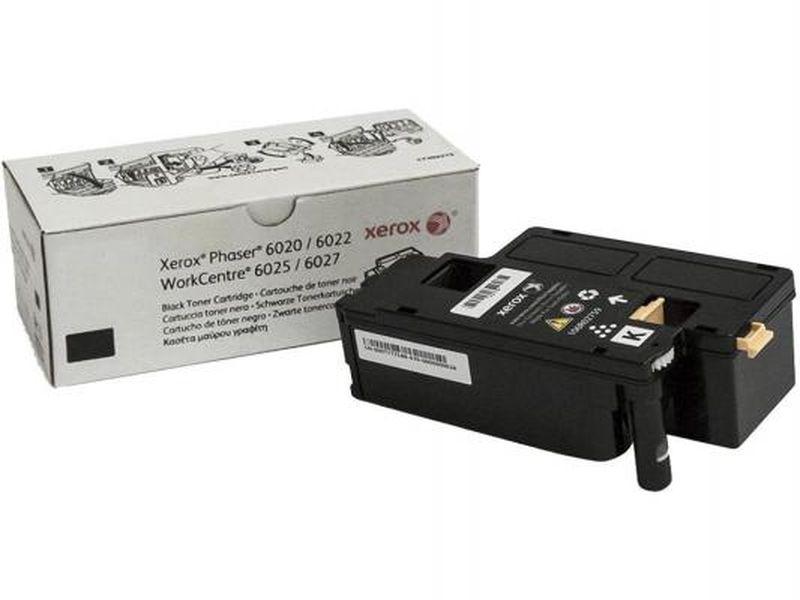 Картридж Xerox 106R02763, черный, для лазерного принтера, оригинал