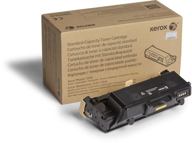 Картридж Xerox 106R03621, черный, для лазерного принтера, оригинал