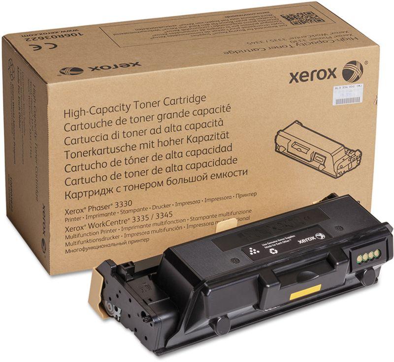 Картридж Xerox 106R03623, черный, для лазерного принтера, оригинал