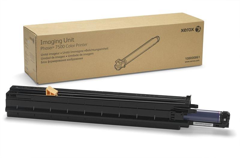 Xerox 108R00861, Black фотобарабан для Xerox Phaser 7500
