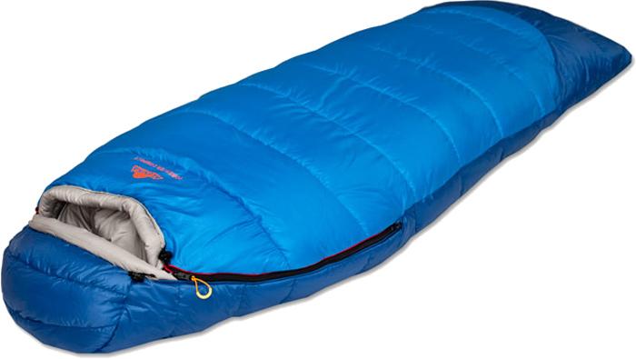 цена на Спальный мешок Alexika Forest Compact, цвет: синий, левосторонняя молния. 9231.01052