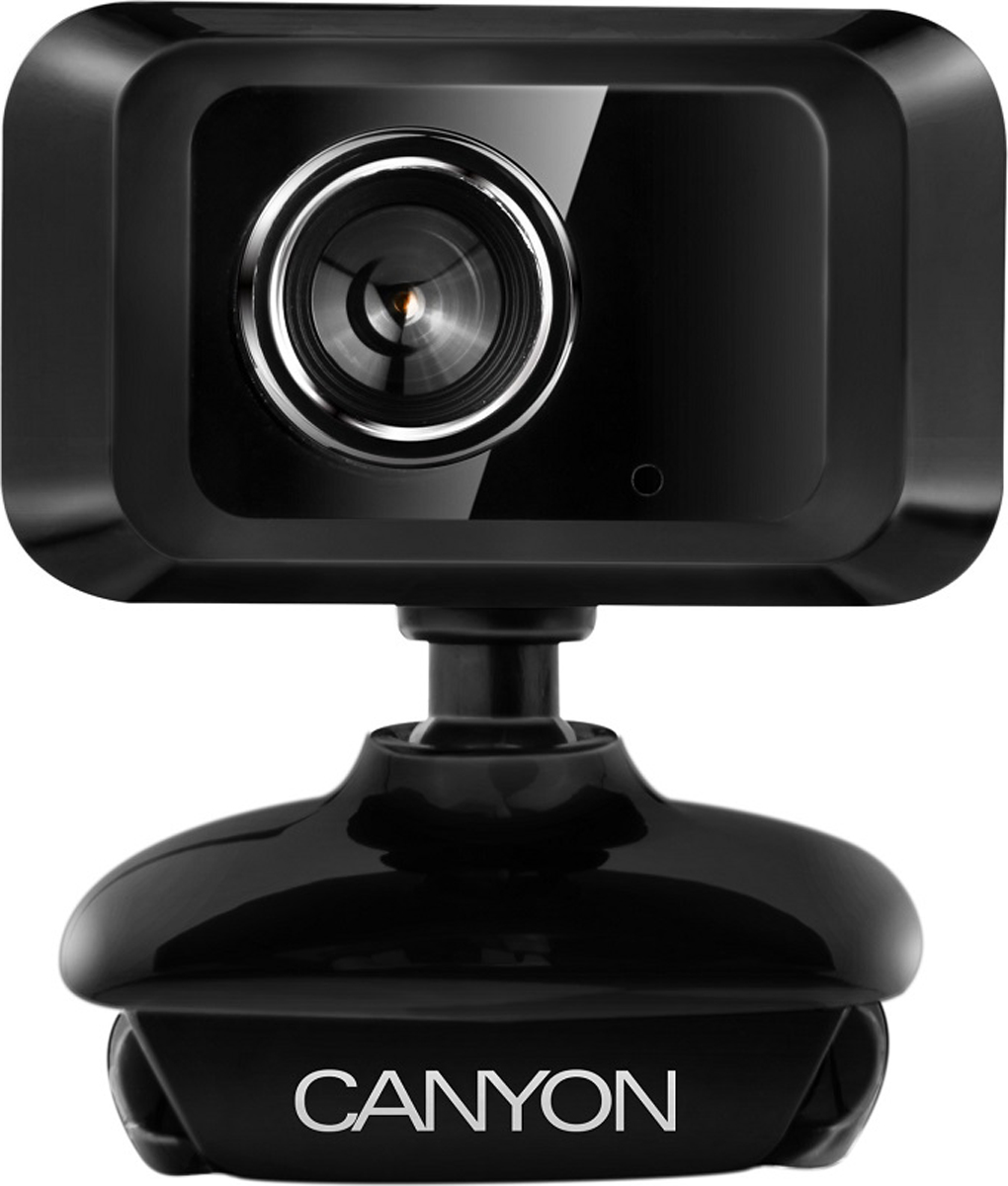 Фото - Web-камера Canyon CNE-CWC1 вебкамера canyon cne cwc1 black