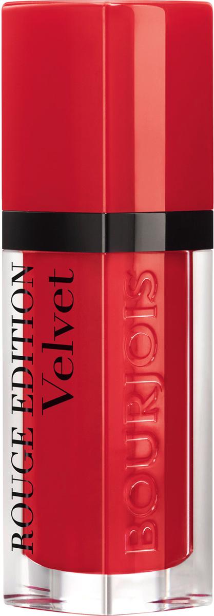Bourjois Rouge Edition Velvet Бархатный флюид для губ тон 03 6,7 мл