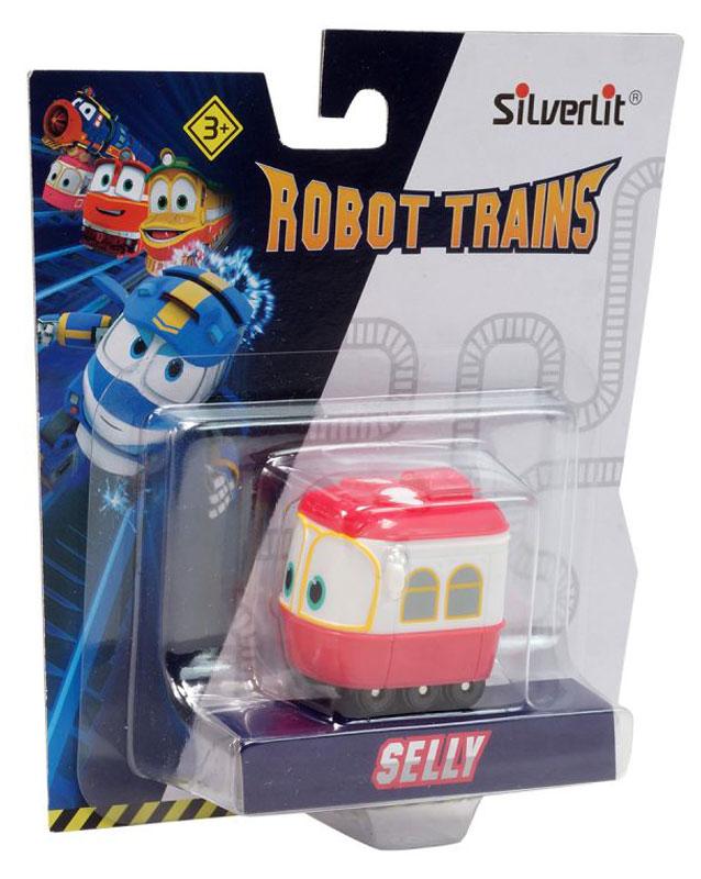 Robot Trains Паровозик Сэлли robot trains паровозик сэлли