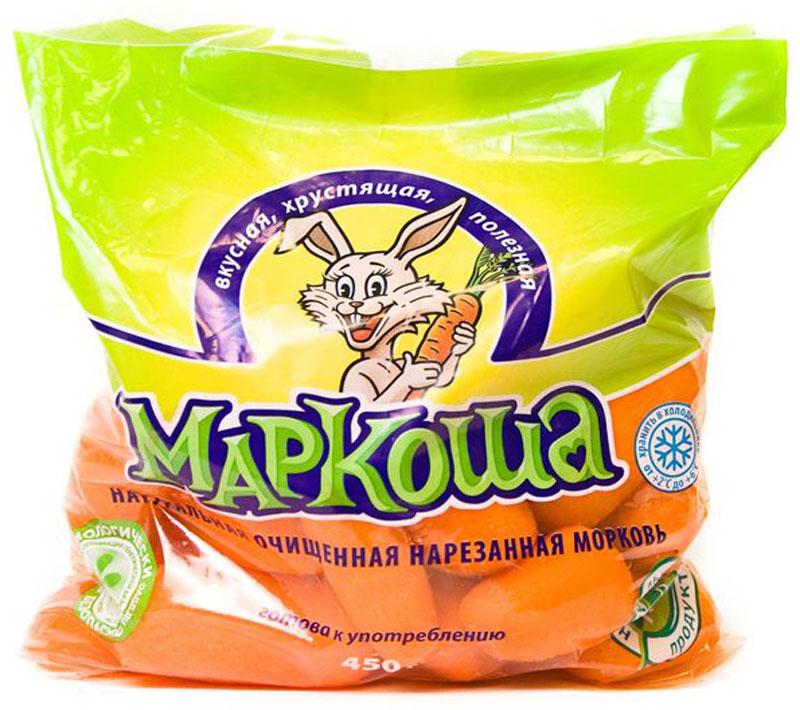 Морковь очищенная, 450 г Морковь