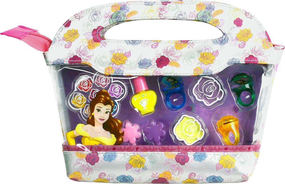Markwins Игровой набор детской декоративной косметики Beauty and the Beast 9705651 игровой набор shantou chenghai мелок для волос блеск для губ резиночки 6 шт