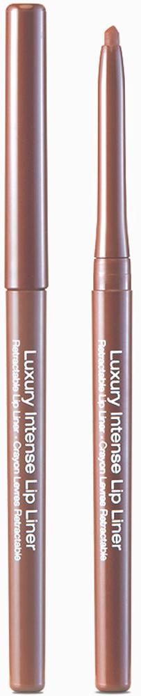 Kiss New York Professional Автоматический контурный карандаш для губ Luxury Intense, Rosy Nude, 0,31 г