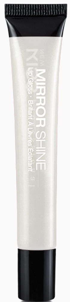 Kiss New York Professional Глянцевый блеск для губ Mirror Shine, Zero Clear, 10 мл
