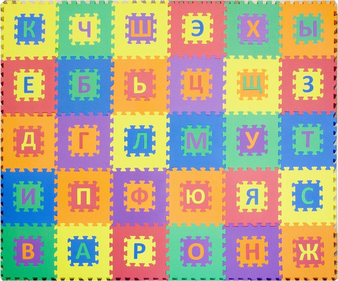 Funkids NT Коврик-пазл с русским алфавитом Алфавит-1
