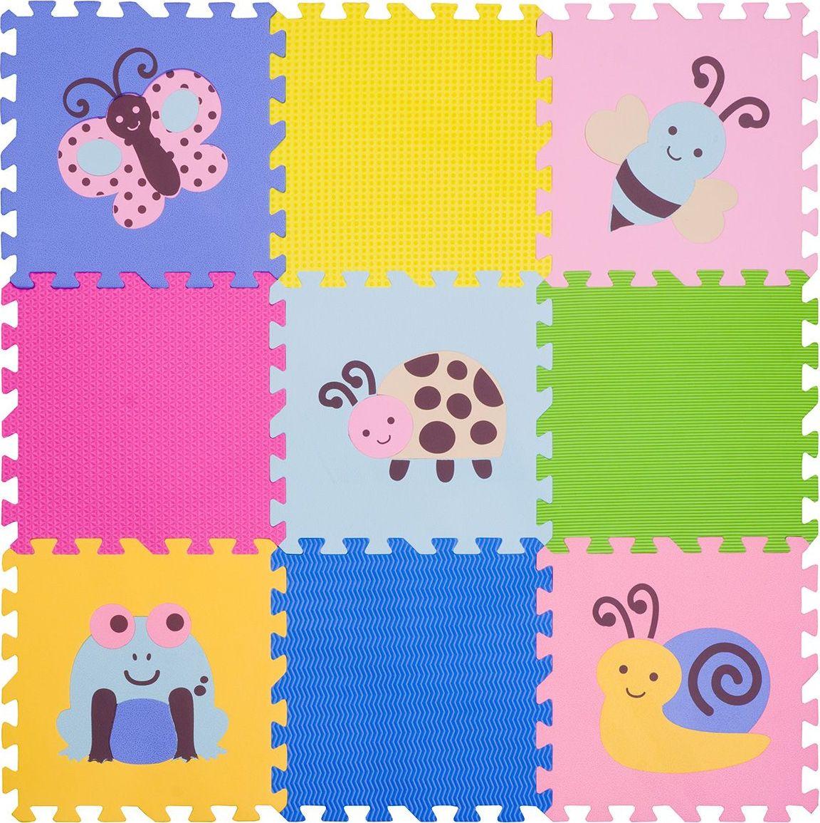 Funkids NT Коврик-пазл с рисунками Окружающий Мир KB-D201-NT-01