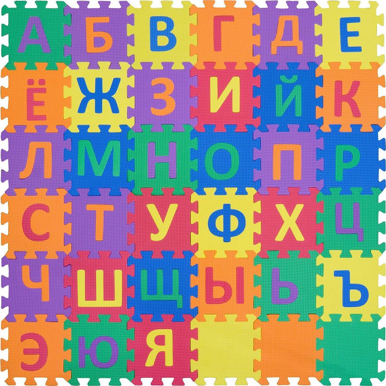 Funkids NT Коврик-пазл с русским алфавитом Алфавит-3