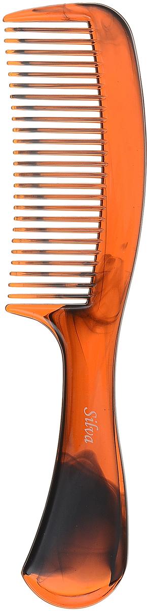 цена на Silva Расческа для волос малая, цвет: коричневый