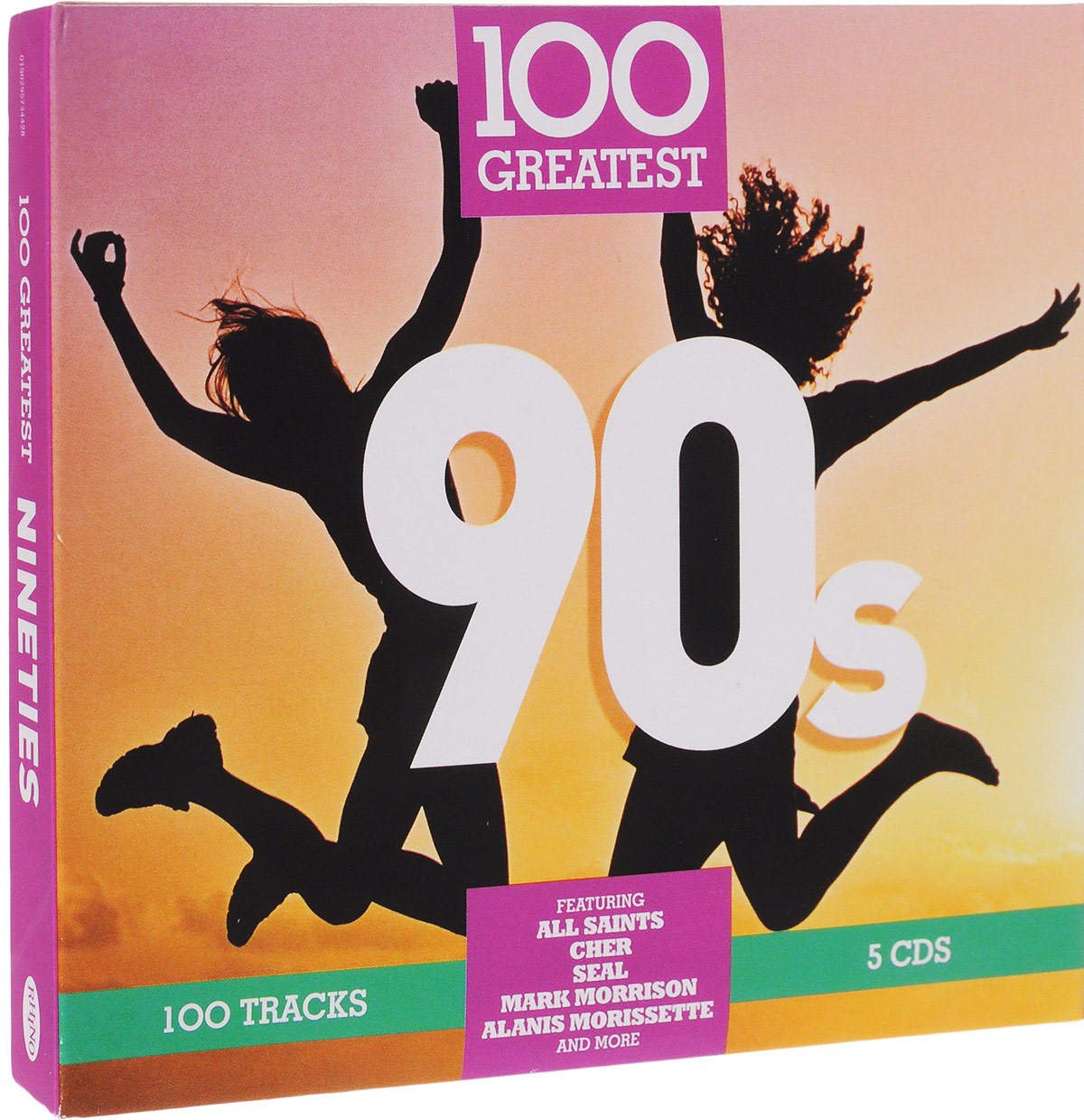 100 Greatest 90s (Special Price Limited Time) (5 CD)