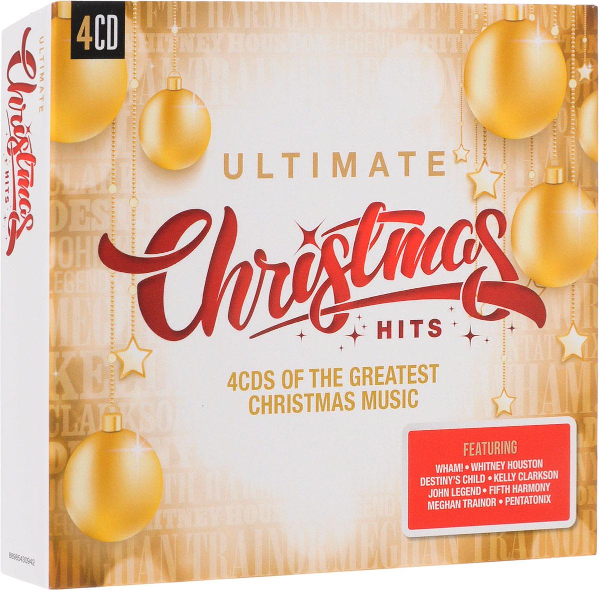 Ultimate… Christmas Hits (4 CD) цена