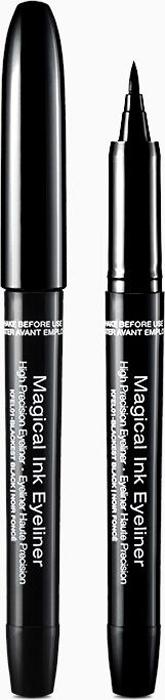 Kiss New York Professional Подводка-фломастер для глаз с фетровым апликатором Magical Ink, Blackest Black, 1 млKFEL01Подводка-фломастер на водной основе. Глянцевый эффект. Основа формулы фломастера-акрилат(акриловый полимер)обеспечивает интенсивный цвет,гладкое нанесение и прочность формулы к внешним воздействиям. Цвет ложится анатомично структуре кожи-равномерно и гладко. Колпачок подводки закрывать до щелчка!Данное действие обеспечит свежесть продукта на весь период использования. Время фиксации на веке-25 секунд. Высокая плотность покрытия,устойчивый эффект.