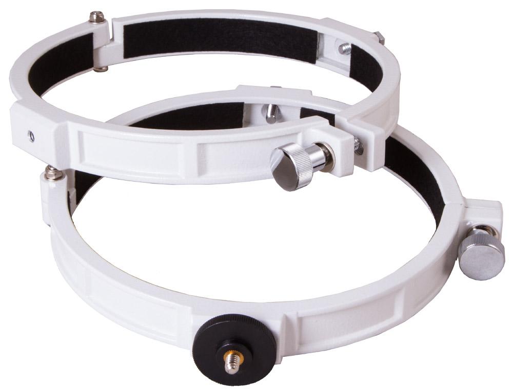 лучшая цена Sky-Watcher 70346 кольца крепежные для рефлекторов 150 мм