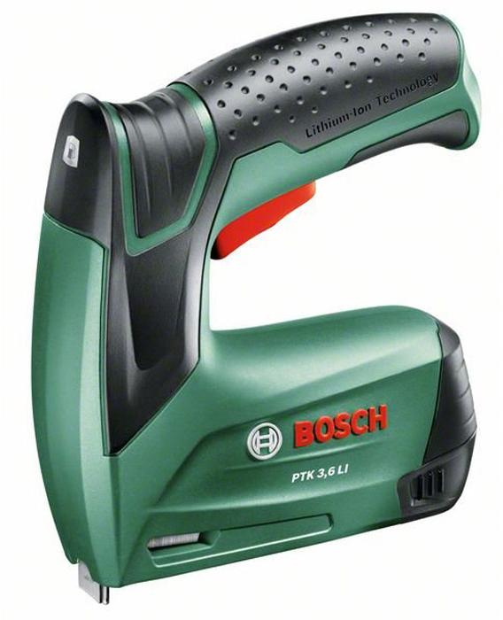 цена на Степлер строительный Bosch PTK 3.6 Li. 0603968120