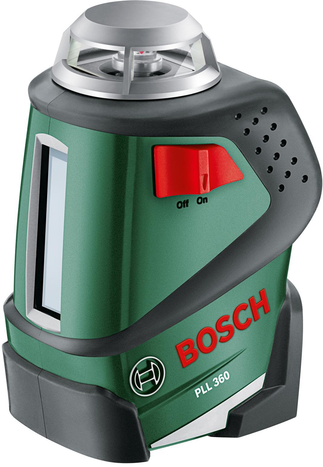 Лазерный уровень/нивелир Bosch PLL 360 (0603663020)