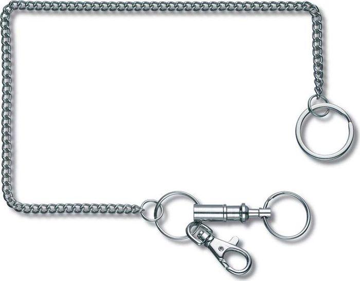 Комбинация цепочек Victorinox, длина 40 см jobon zhongyin брелок для ключей кольцо для ключей цепочка цепочка волокно кожа ребенок мать весна талия висит тип ретро черный никель zb 116b