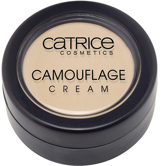 CATRICE Консилер Camouflage Cream 010 Ivory слоновая кость, 3 г