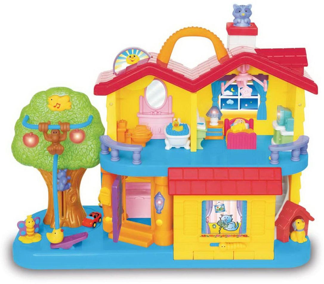 """Kiddieland Развивающая игрушка """"Занимательный дом"""""""