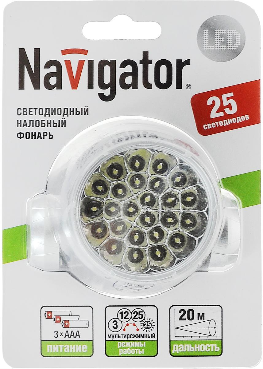 Фонарь ручной Navigator 94 946 NPT-H01-3AAA