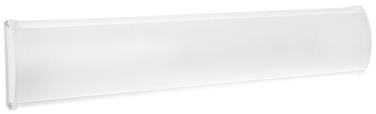 Светильник потолочный Navigator DPO-02-18-4K-IP20-LED, светодиодный, 18 Вт светильник линейный светодиодный led dpo navigator 2хт8 g13 ip20