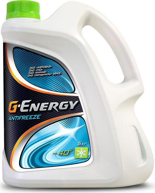 "Антифриз G-Energy ""40"", 5 кг"