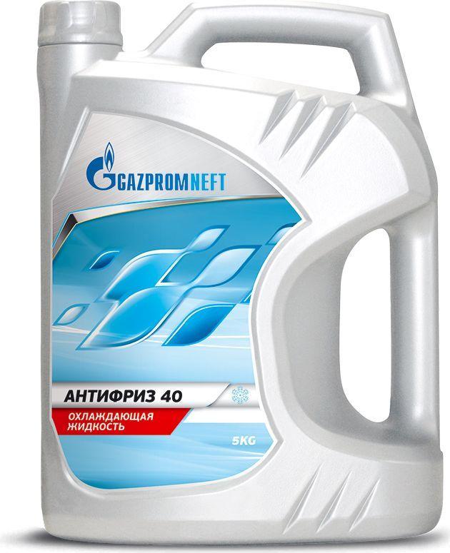 """Антифриз Gazpromneft """"40"""", 5 кг"""