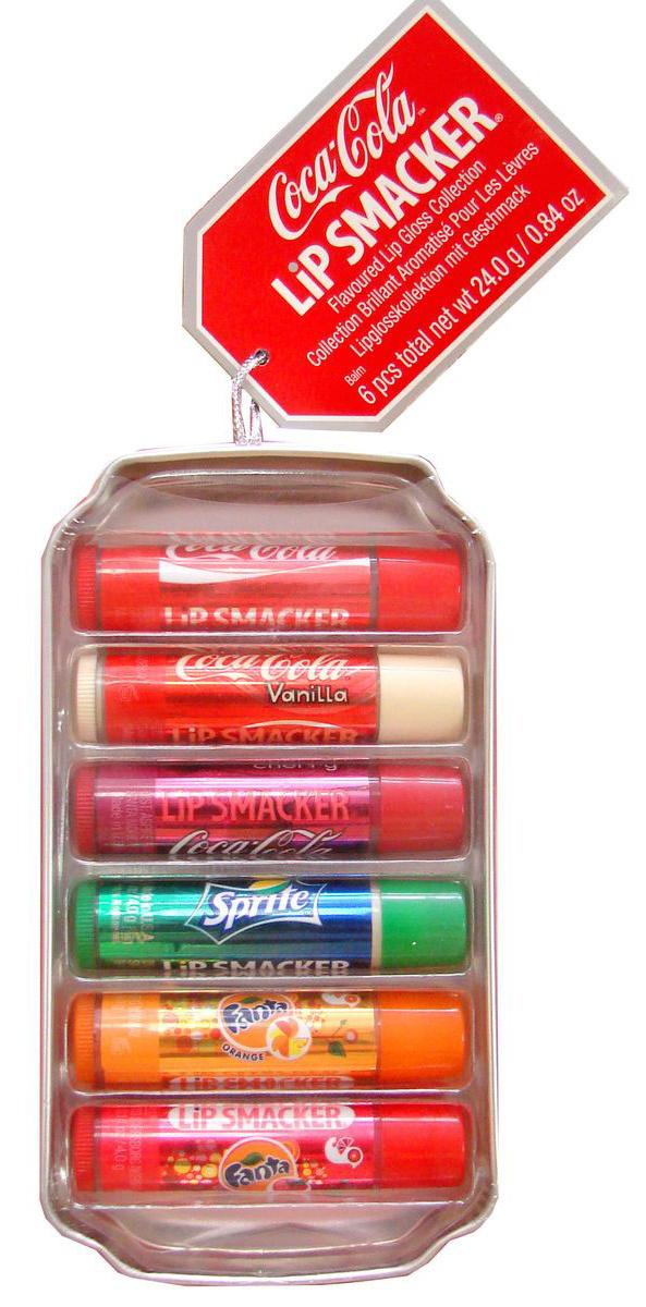 Lip Smacker Набор бальзамов для губ
