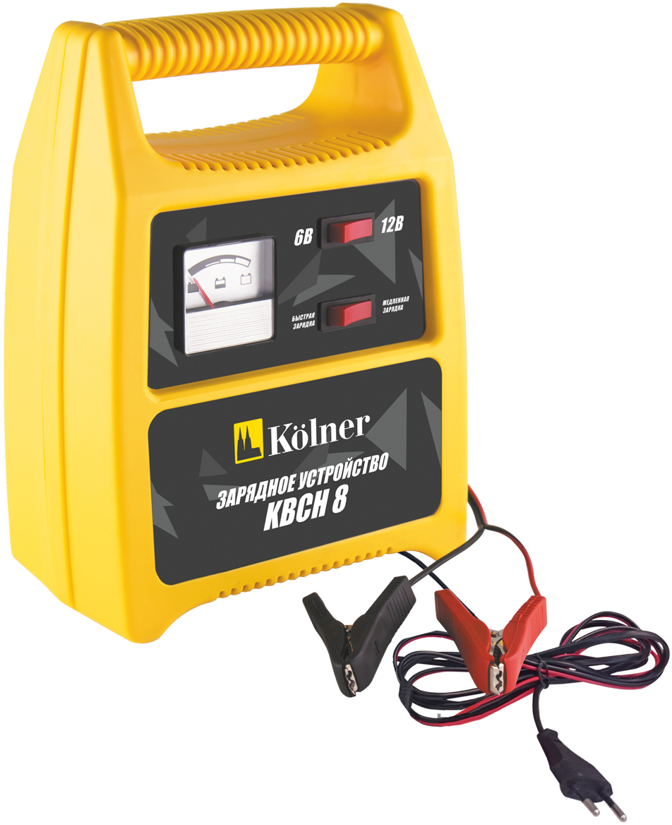 Зарядное устройство для аккумуляторов Kolner KBCН 8 Уцененный товар (№5) зарядное устройство для аккумуляторов kolner kbcн 8 уцененный товар 5