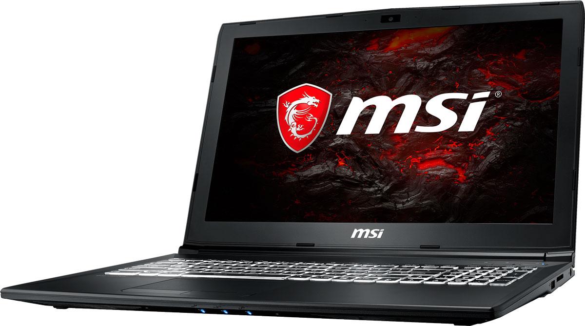 """15.6"""" Игровой ноутбук MSI GL62M 7RDX 9S7-16J962-2099, черный"""