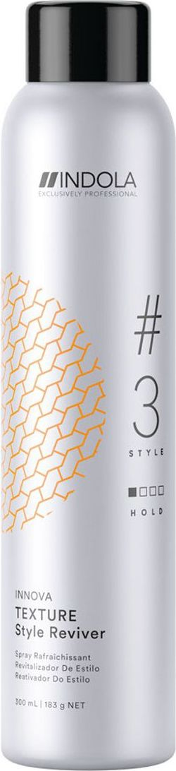 Indola Сухой шампунь для волос Texture #3 Style Innova, 300 мл сухой шампунь 300 мл indola indola стайлинг