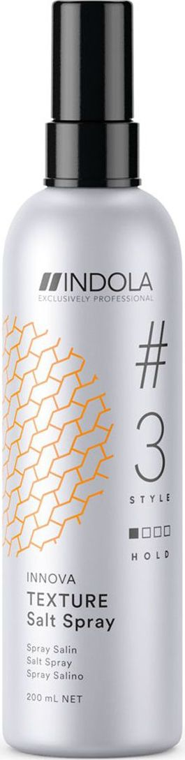 Indola Солевой спрей для волос Texture #3 Style Innova, 200 мл