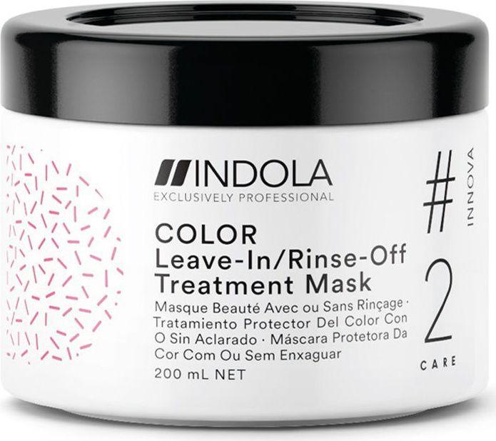 Indola Маска для окрашенных волос Color #2 Care Innova, 200 мл indola чарующее сияние маска восстанавливающая смываемая 200 мл