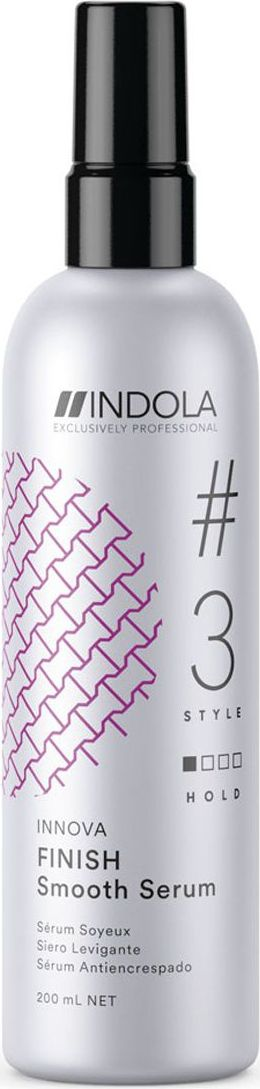 Indola Professional Сыворотка для придания гладкости волосам Finish #3 Style Innova, 200 мл сыворотка для придания гладкости волосам 150 мл indola indola уход