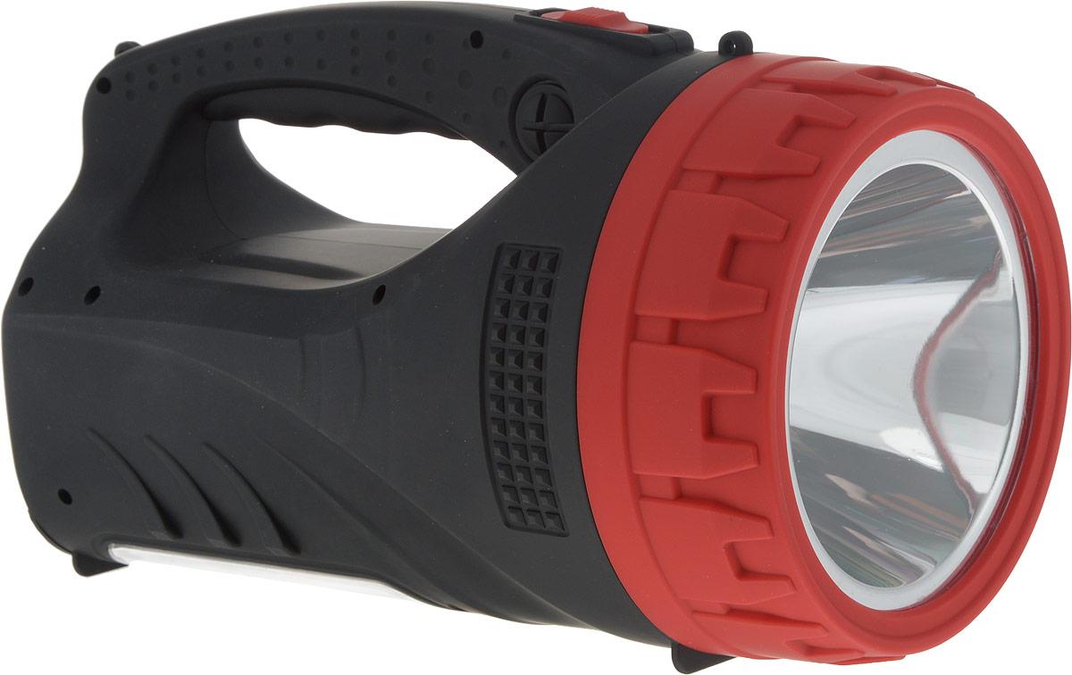 Фонарь-прожектор Navigator NPT-SP16-ACCU, аккумуляторный, кемпинговый, ручной, АКБ 4 А/ч